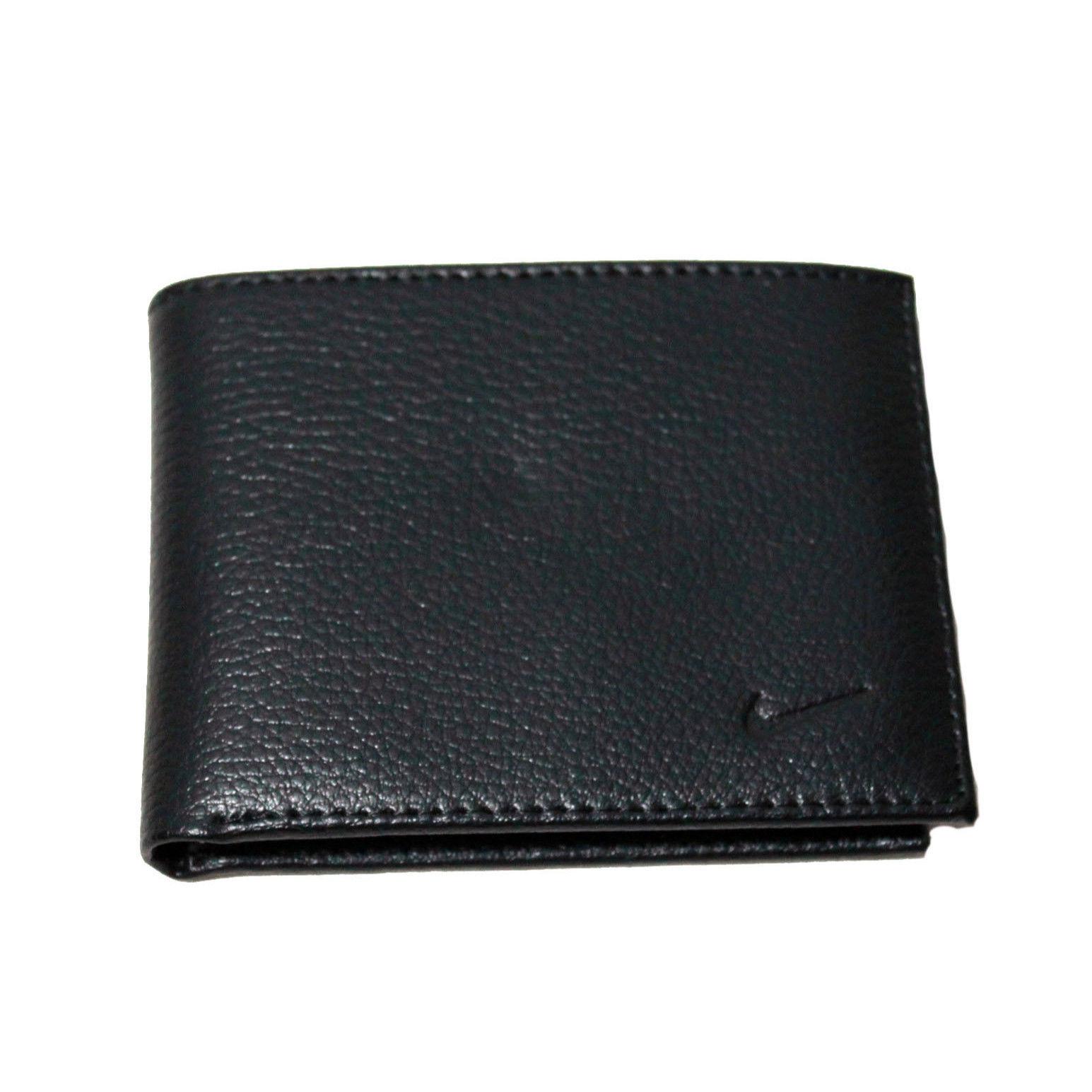 新品 海外限定 NIKE Billetera Nike Passcase  ナイキ 二つ折り財布 パスケース付き (RS5007701)