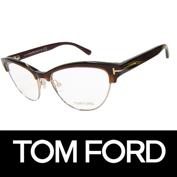TOM FORD トムフォード だてめがね 眼鏡 伊達メガネ サングラス (57)