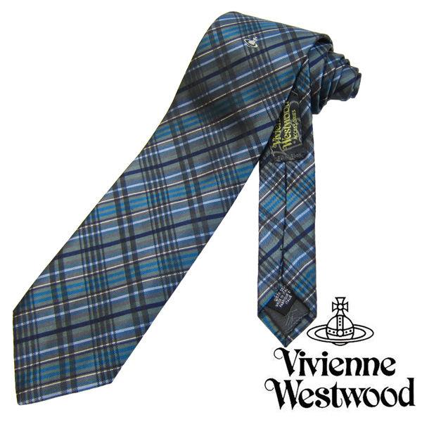 Vivienne Westwood ヴィヴィアンウエストウッド ネクタイ 新柄 (554)