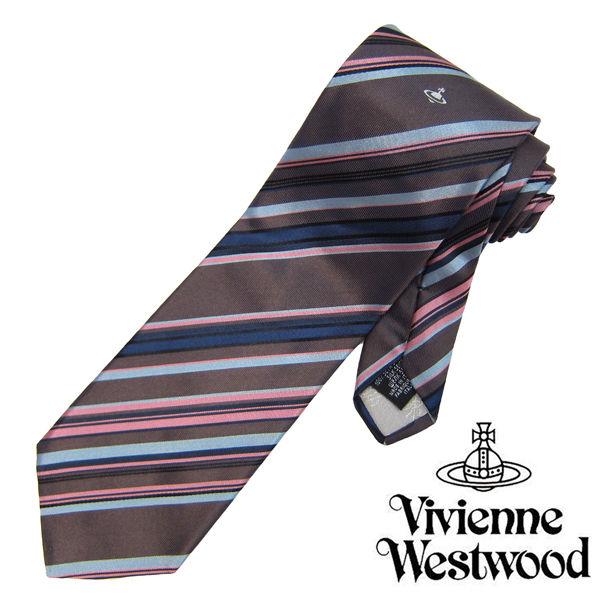 Vivienne Westwood ヴィヴィアンウエストウッド ネクタイ新柄 (570)