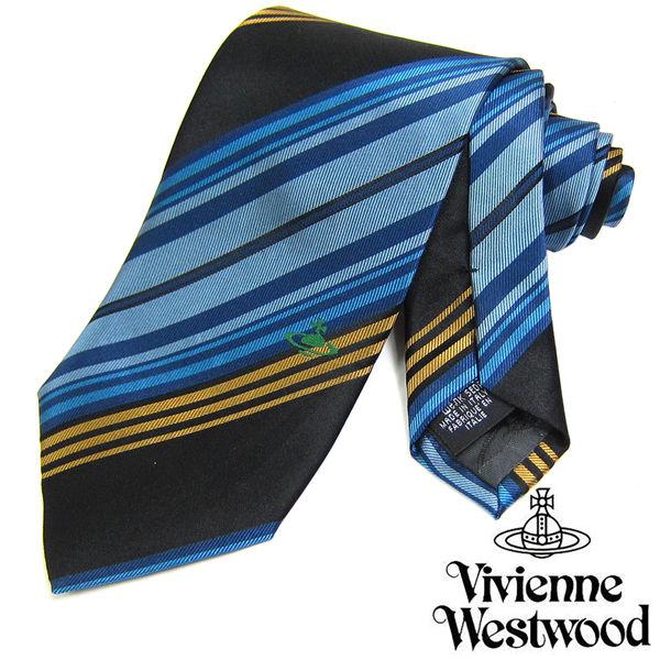 Vivienne Westwood ヴィヴィアンウエストウッド ネクタイ 新柄 FL78-0005 (494)