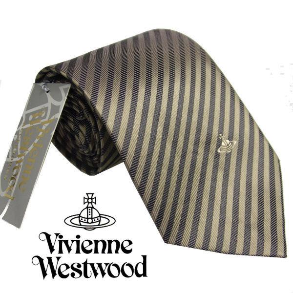 Vivienne Westwood ヴィヴィアンウエストウッド ネクタイ 新柄  (366)