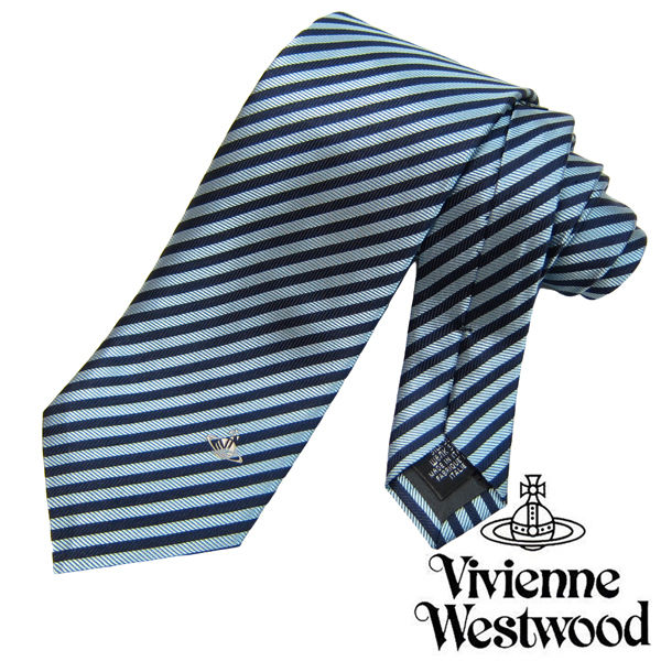 Vivienne Westwood ヴィヴィアンウエストウッド ネクタイ新柄 (640)