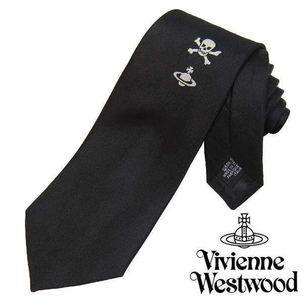 Vivienne Westwood ヴィヴィアンウエストウッド ネクタイ 新柄 (545)