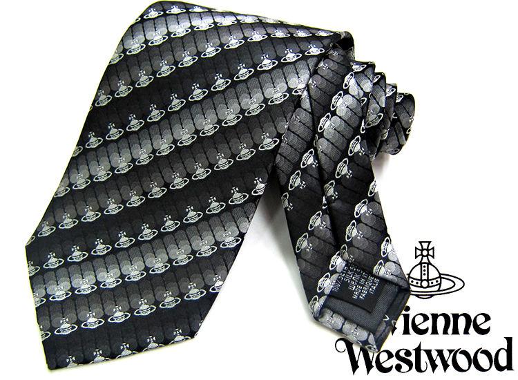Vivienne Westwood ヴィヴィアンウエストウッド ネクタイ F710-6 (432)