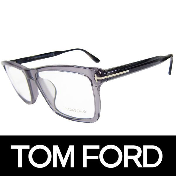 TOM FORD トムフォード だてめがね 眼鏡 伊達メガネ サングラス アジアンフィット (56)
