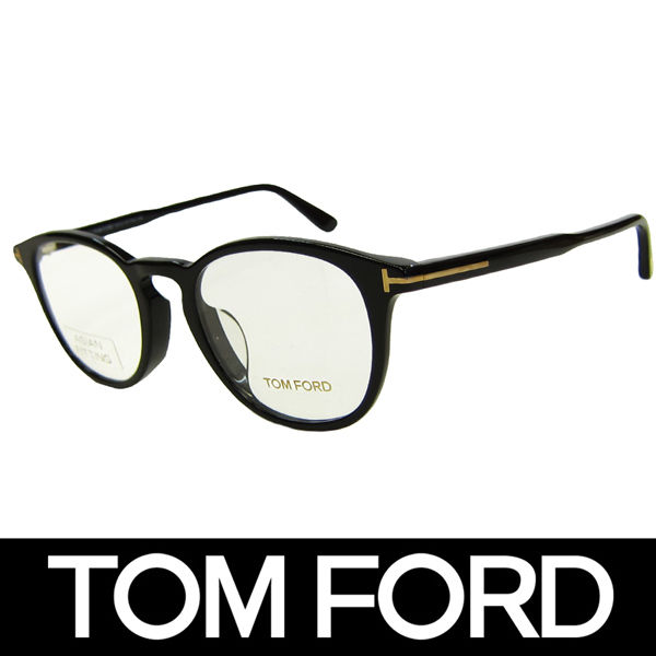 TOM FORD トムフォード だてめがね アジアンフィット 眼鏡 伊達メガネ サングラス ボストン  (66)
