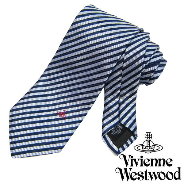 Vivienne Westwood ヴィヴィアンウエストウッド ネクタイ新柄 (644)