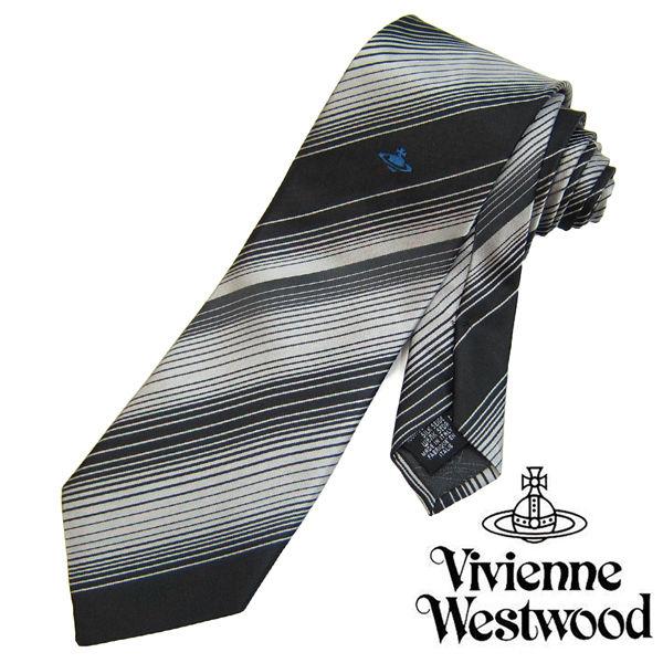 Vivienne Westwood ヴィヴィアンウエストウッド ネクタイ 新柄 (546)