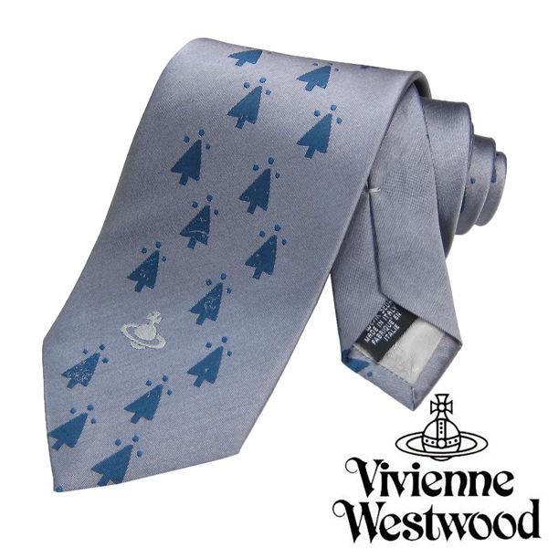 Vivienne Westwood ヴィヴィアンウエストウッド ネクタイ 新柄 (531)