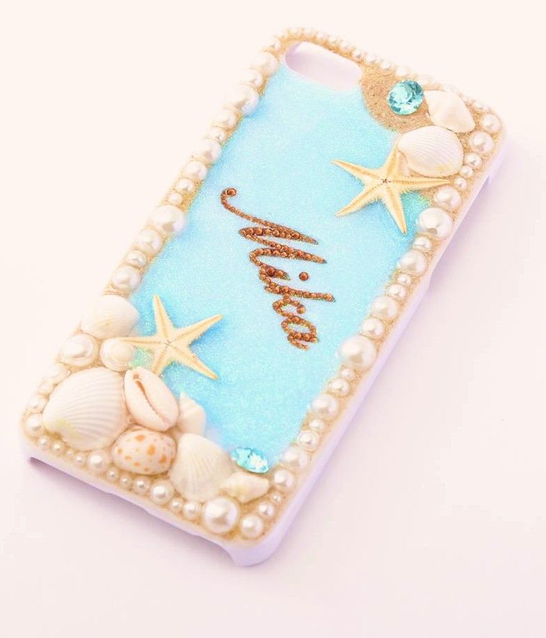 shell&starfish case