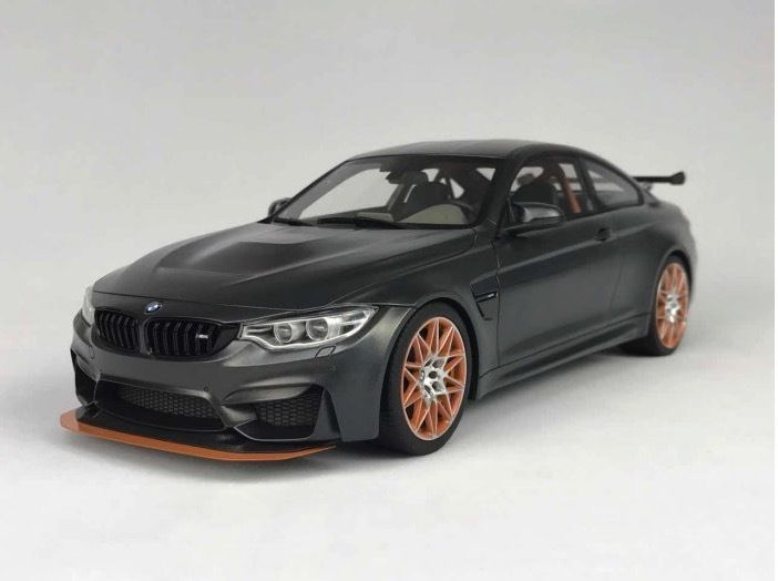 Frontiart BMW M4 GTS 1/18 グレー