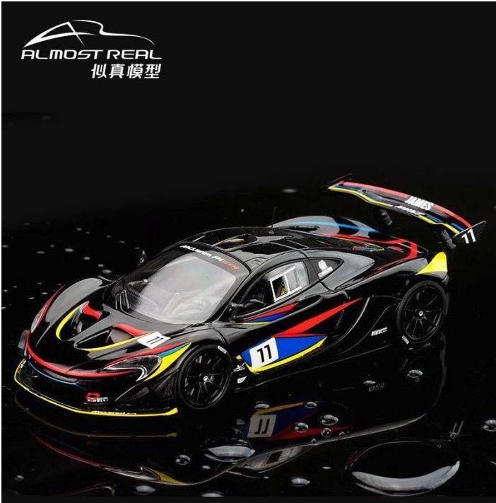 Almost Real マクラーレン P1 GTR ジェームス・ハントエディション 1/43 mclaren