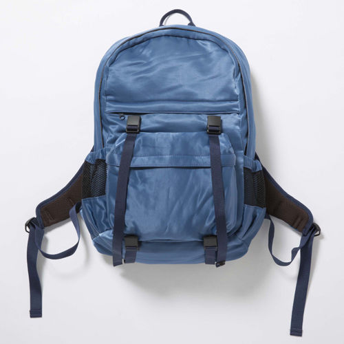 Double Woven Backpack/SKYxMIL
