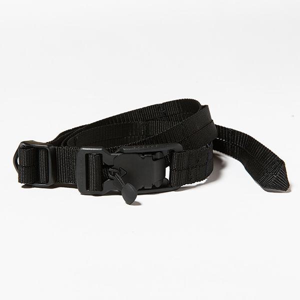Nylon Quick Release Belt/OFF BLACK