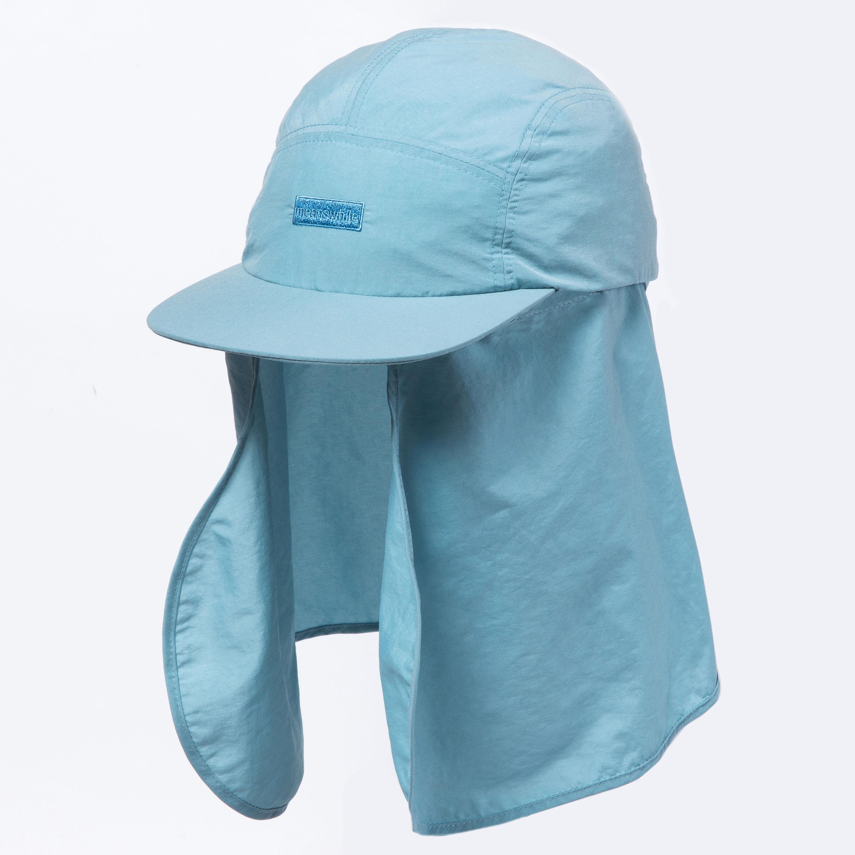 Shade Cover Jet Cap/SCRUB BLUE