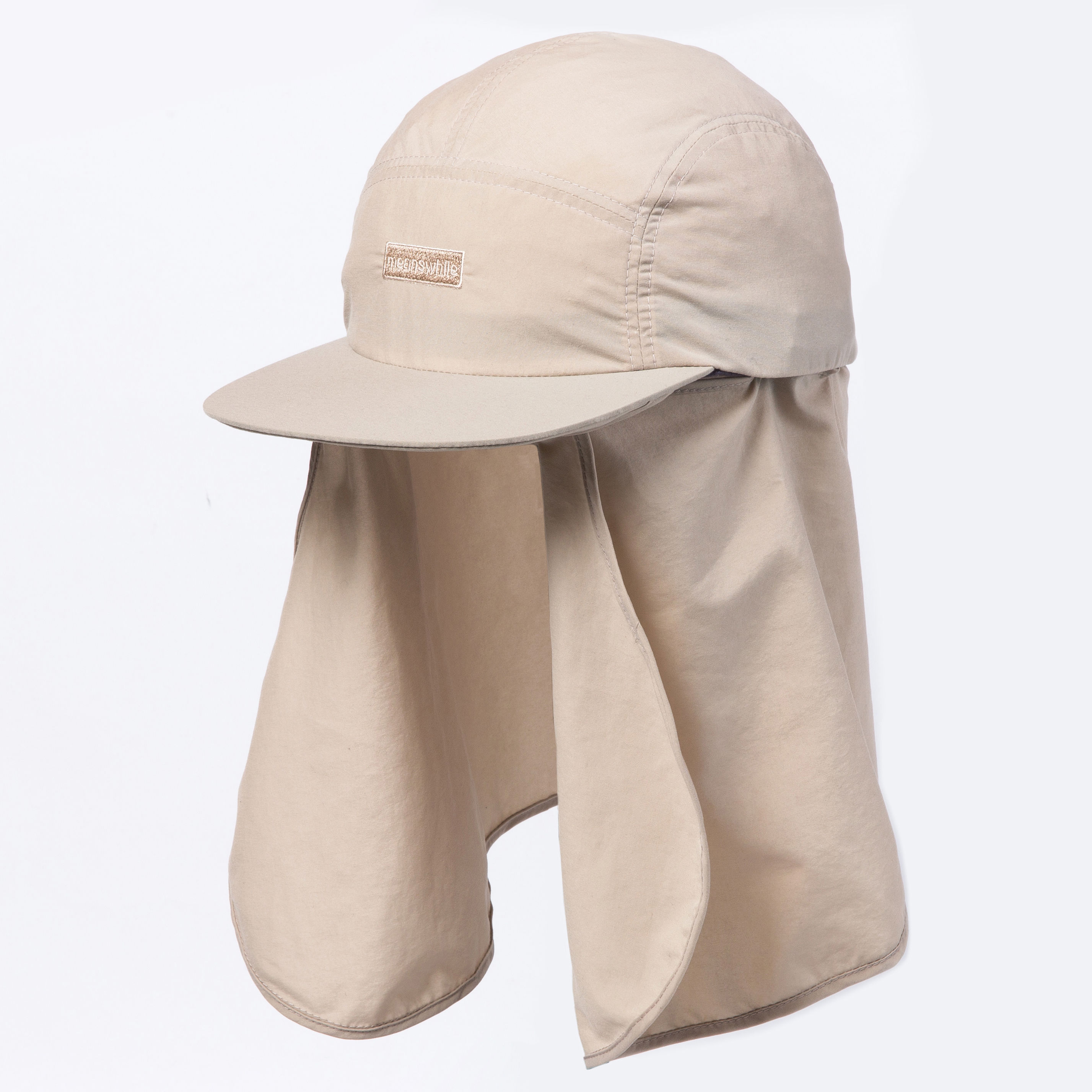 Shade Cover Jet Cap/SAND BEIGE