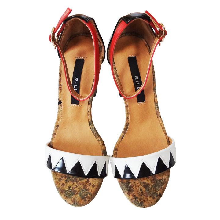 cork sandals  S107