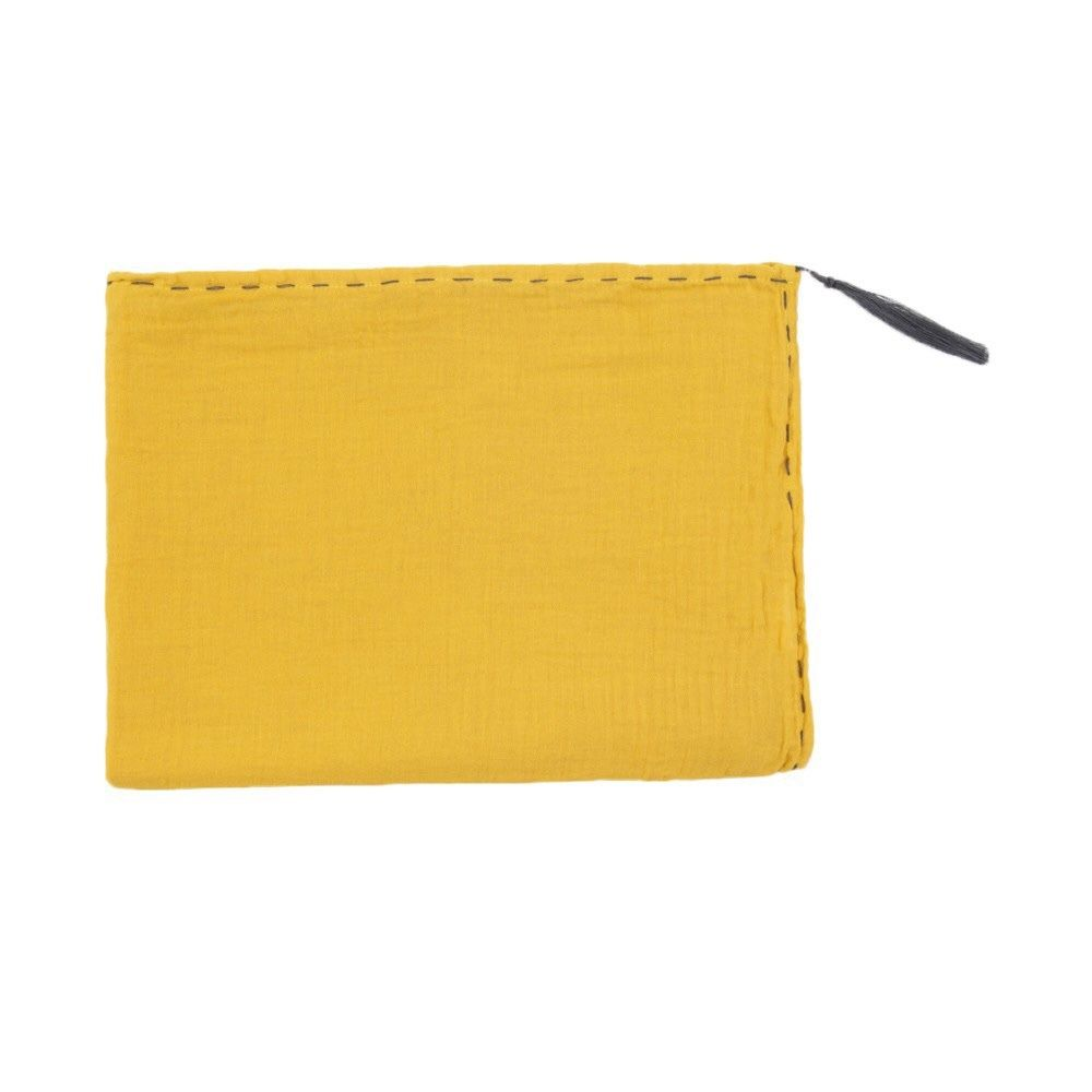 Nana Swaddle Sunflower Yellow