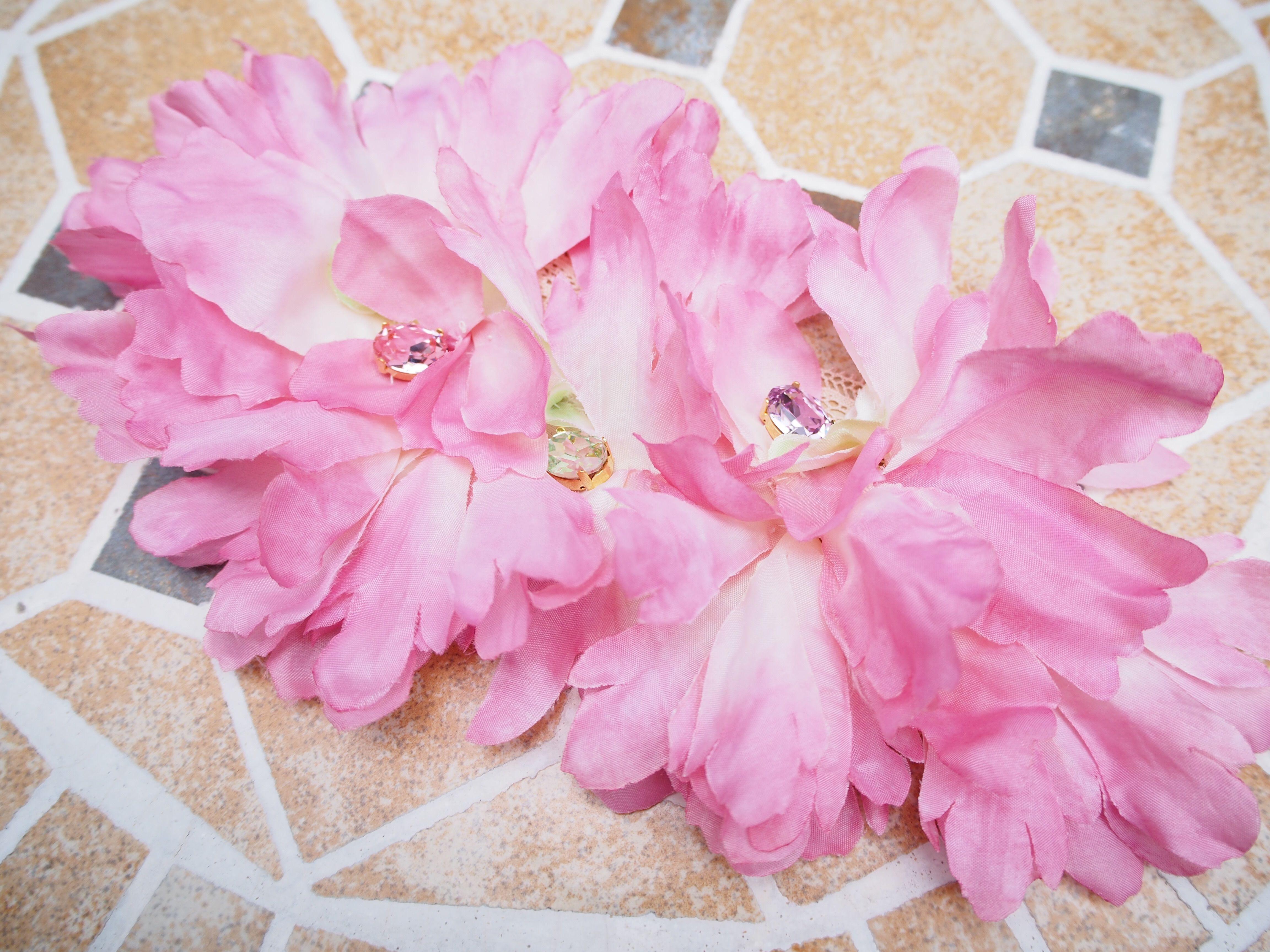 4月誕生花 芍薬(しゃくやく)ピンク