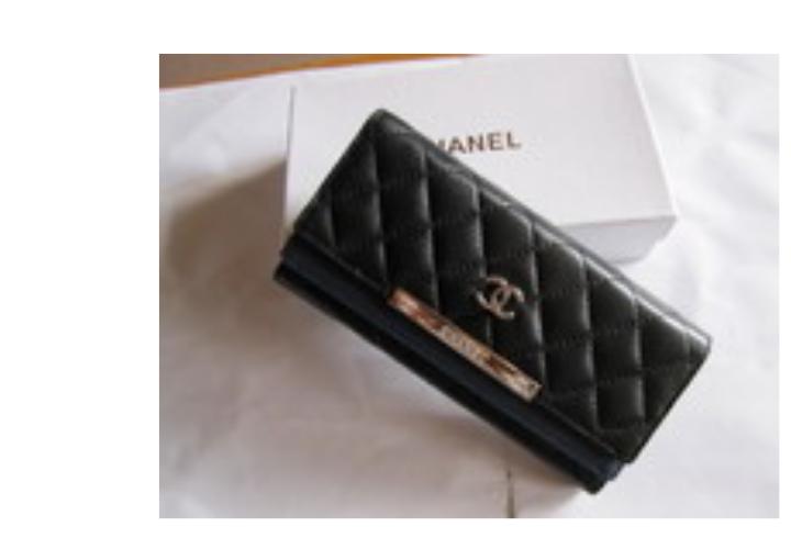 chanel サイフ シャネル 長財布