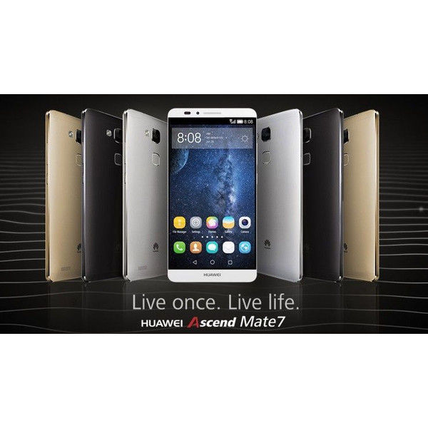 SIMフリー Huawei Ascend Mate7