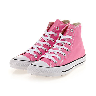 [CONVERSE] Chuck Taylor All Star Core HI PINK