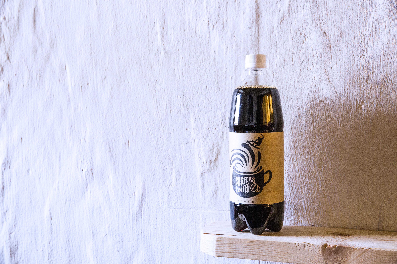 SURFERS COFFEE 1000ml ペットボトルタイプ(濃縮水出しコーヒー)