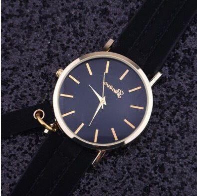 シンプルウォッチ ブラック  腕時計 メンズ レディース シンプル ギフト 人気 プレゼント 時計 おしゃれ 安い かわいい プチプラ ブレスレット