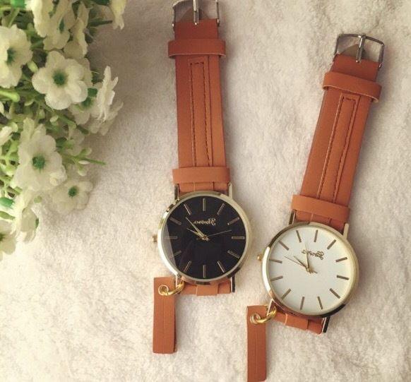 【ペア価格】夏のシンプルペアウォッチ ブラック×ホワイト 腕時計 メンズ レディース シンプル ギフト 人気 プレゼント 時計 おしゃれ 安い かわいい プチプラ ブレスレット