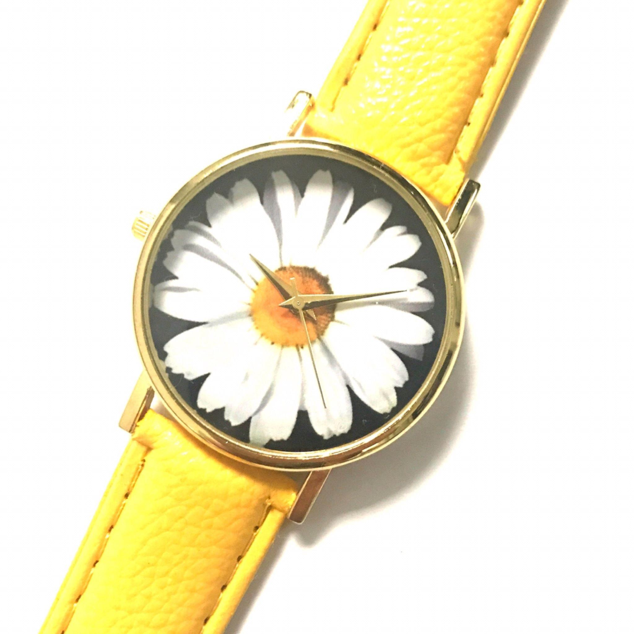 フラワー 腕時計 レディース シンプル ギフト 人気 プレゼント 時計  花