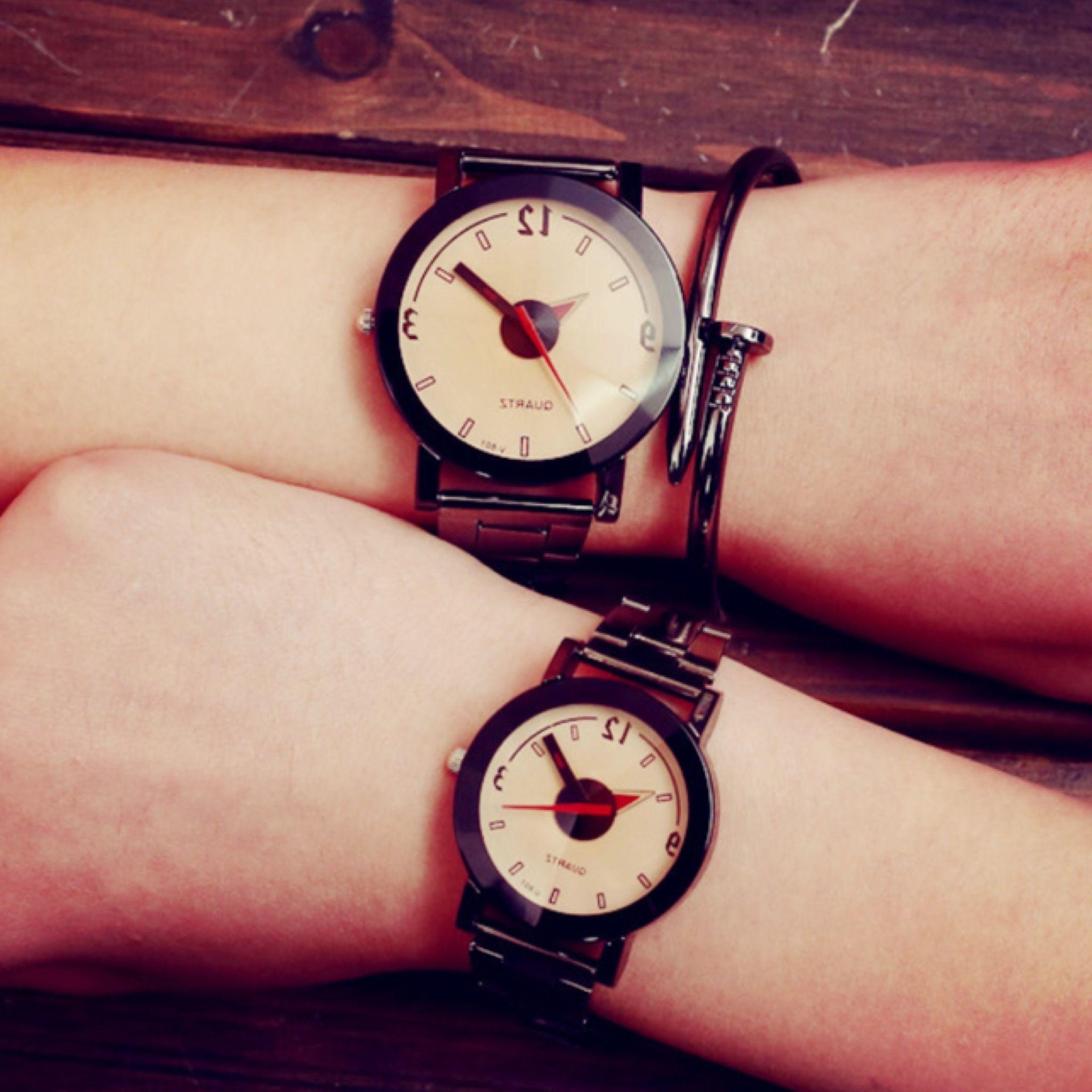 ペア価格】クリアペアウォッチ ホワイト レディース×メンズ シンプル ギフト 人気 プレゼント 時計 おしゃれ 安い かわいい スケルトン ブレスレット 腕時計