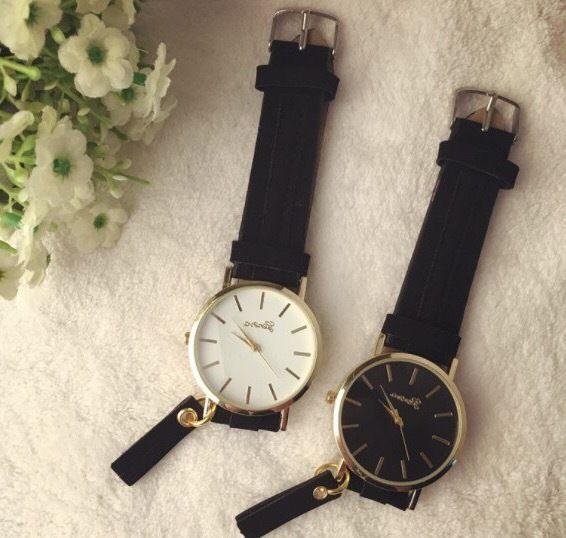 シンプルペアウォッチ ブラック×ホワイト 腕時計 メンズ レディース シンプル ギフト 人気 プレゼント 時計 おしゃれ 安い かわいい プチプラ ブレスレット 激安