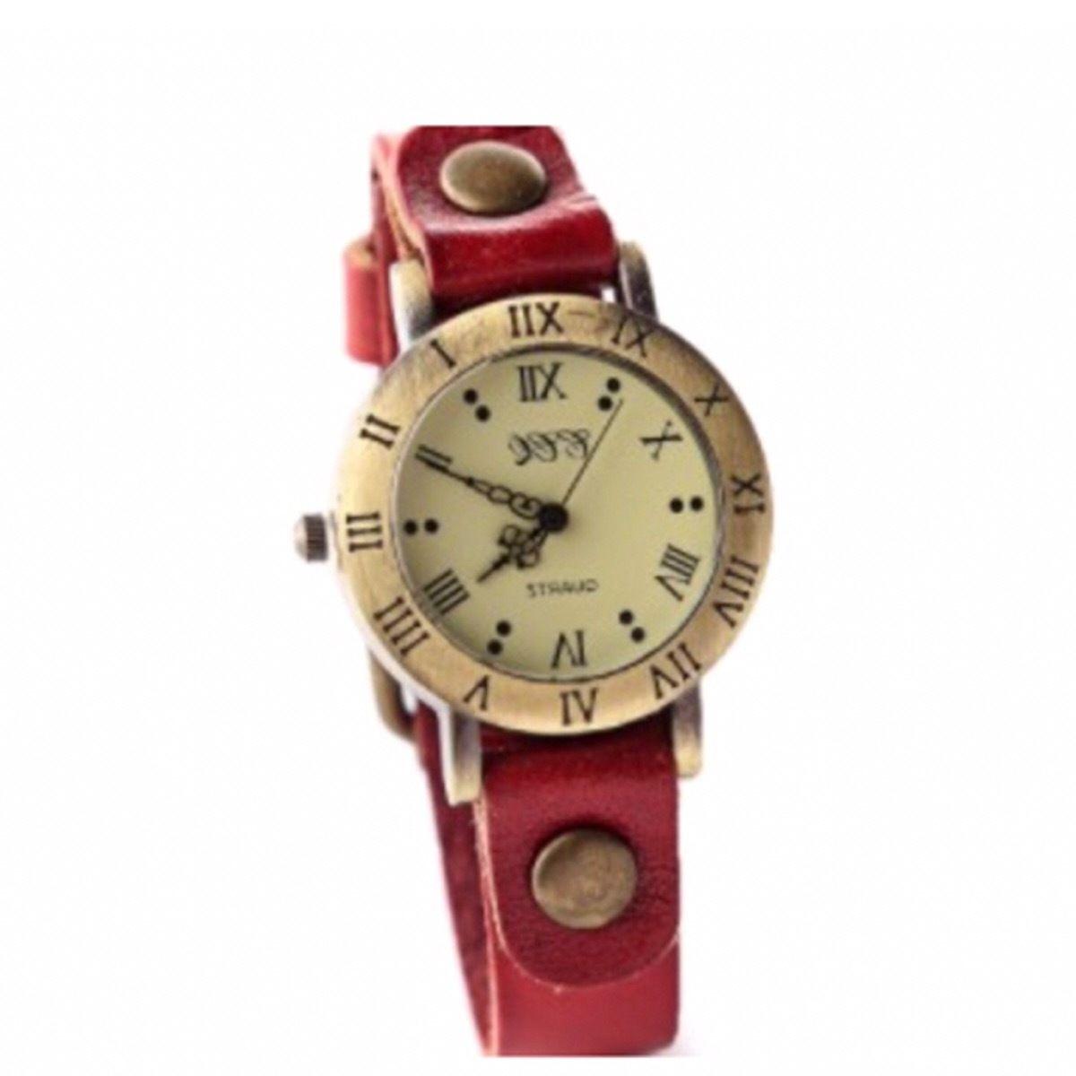 レザーウォッチ 腕時計 メンズ レディース シンプル ギフト 人気 プレゼント 時計 おしゃれ 安い かわいい プチプラ ブレスレット