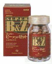 牡蠣肉エキス スーパーB&Z 120粒