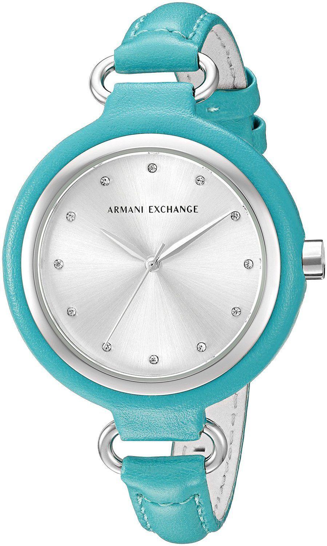 ARMANI EXCHANGE(アルマーニエクスチェンジ)腕時計☆ティファニーカラー!
