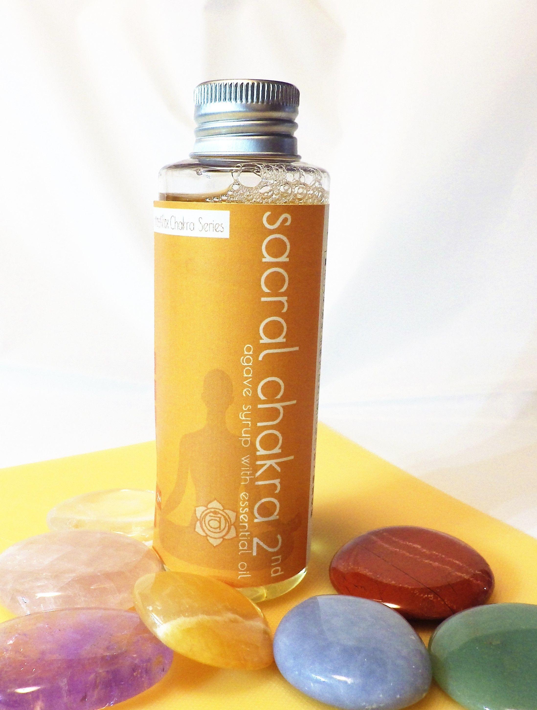 アガベシロップ セイクラルチャクラセカンド 150g Agave Syrup Sacral Chakra Second