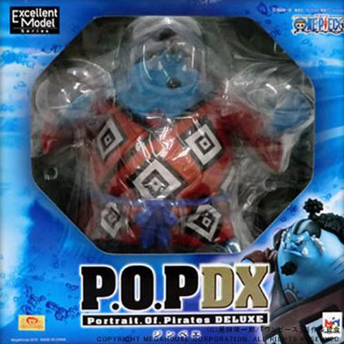 【未開封】ワンピース Portrait.Of.Pirates ジンベエ POP フィギュア  NEO-DX ワンピース ONE PIECE フィギュア  メガハウス 国内正規品【代引き不可】  h-o-mh-65