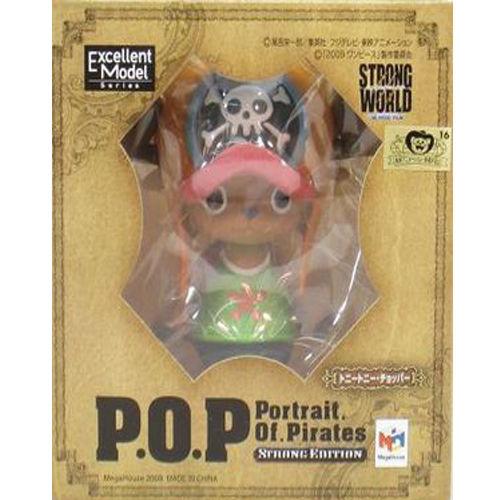 【未開封】ワンピース Portrait.Of.Pirates トニートニー・チョッパー POP フィギュア ゛STRONG EDITION゛ONEPIECE ワンピース フィギュア 難あり メガハウス 国内正規品【代引き不可】  h-o-mh-51