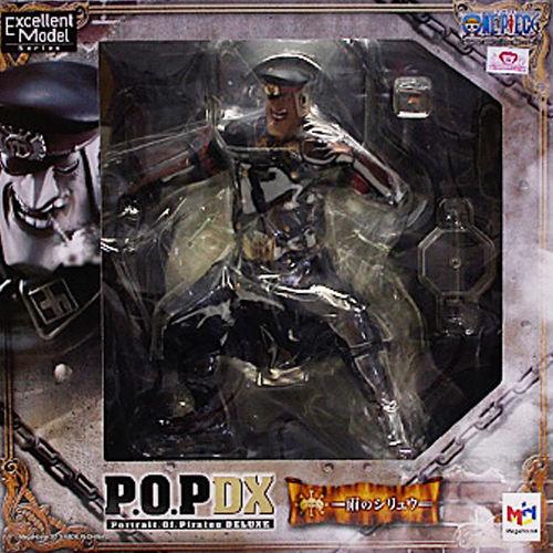 【未開封】ワンピース Portrait.Of.Pirates 雨のシリュウ POP フィギュア  NEO-DX ONE PIECE ワンピース フィギュア  メガハウス 国内正規品 【代引き不可】  h-o-mh-107