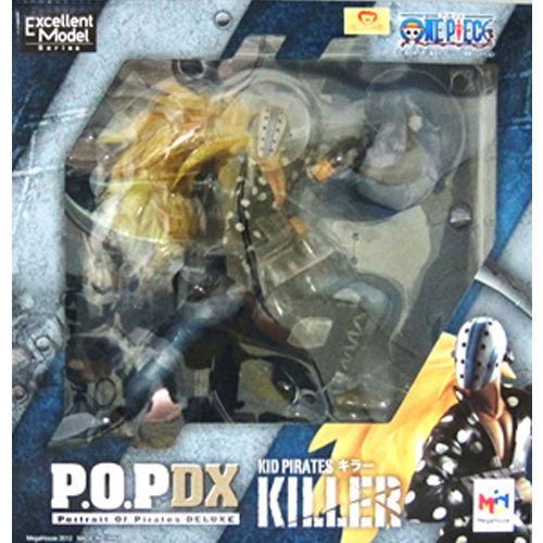 【未開封】ワンピース Portrait.Of.Pirates キラー POP フィギュア  NEO-DX ONE PIECE ワンピース フィギュア  メガハウス 国内正規品【代引き不可】  h-o-mh-105