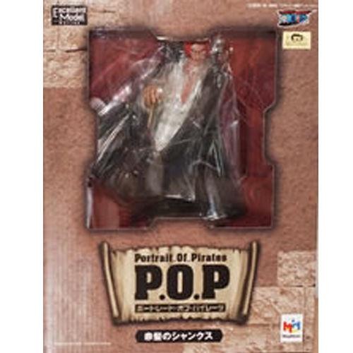 【未開封】ワンピース Portrait.Of.Pirates 赤髪のシャンクス POP フィギュア  ワンピースシリーズ NEO-4 ONE PIECE ワンピース  フィギュア メガハウス 国内正規品【代引き不可】  h-o-mh-22