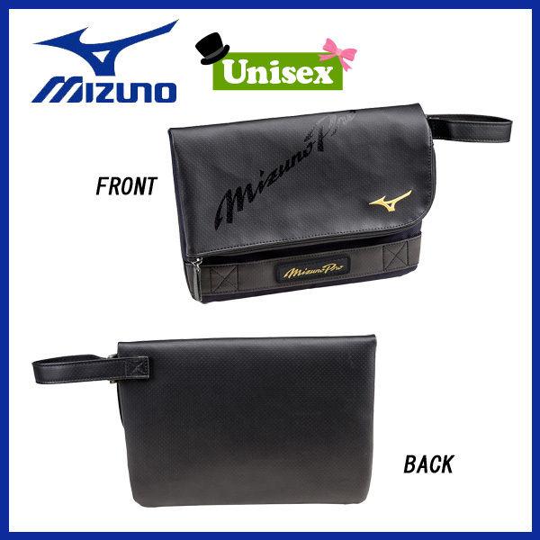 ミズノ【MIZUNO】ミズノプロ クラッチバッグ -L30×W3×H21- 1FJD7403