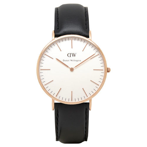 Daniel Wellington (ダニエル ウェリントン) - Sheffield - Rose gold 40mm