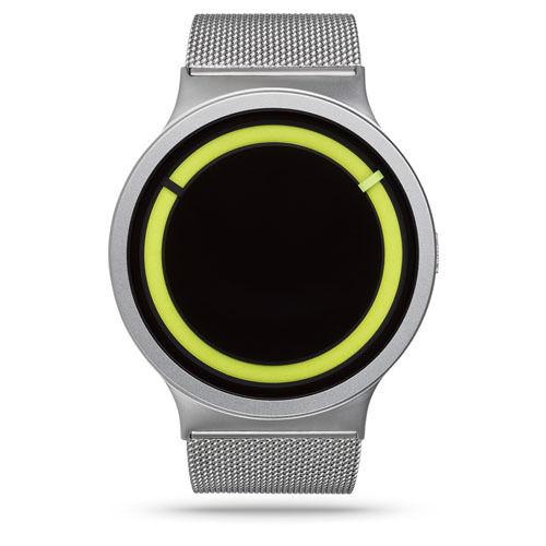 ZIIIRO - Eclipse - Metallic Chrome / Lemon (ジーロ エクリプス メタリック クロム・レモン)