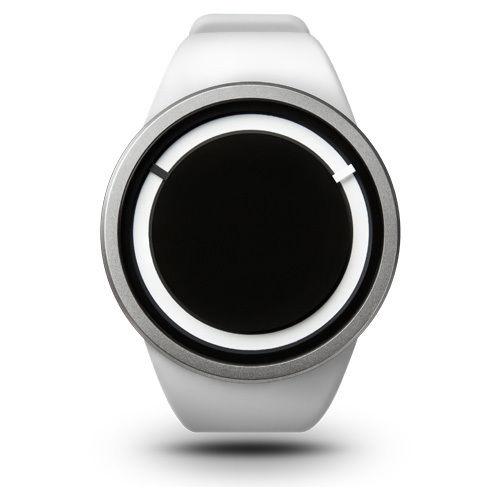 Ziiiro Watch - Eclipse - White (ジーロ エクリプス 白)