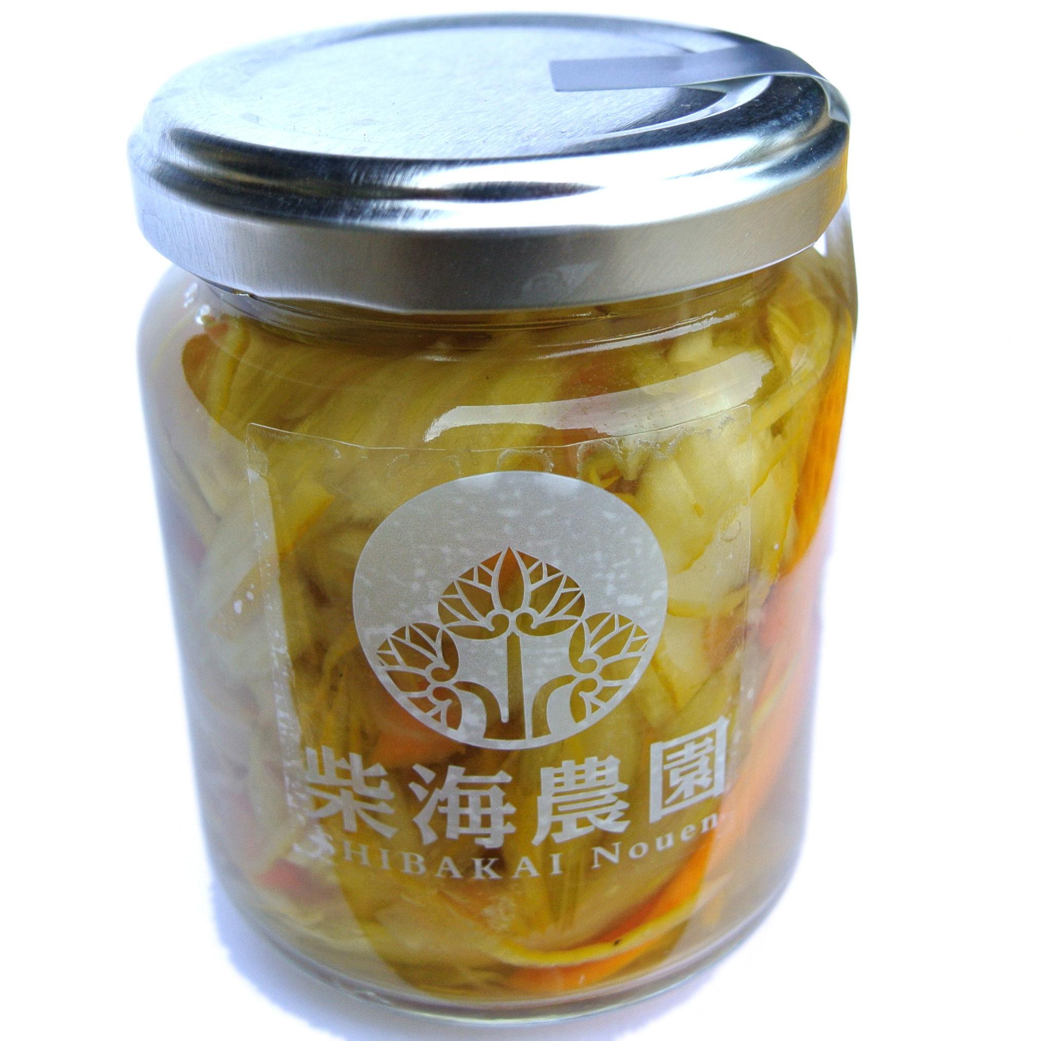香味野菜のピクルス