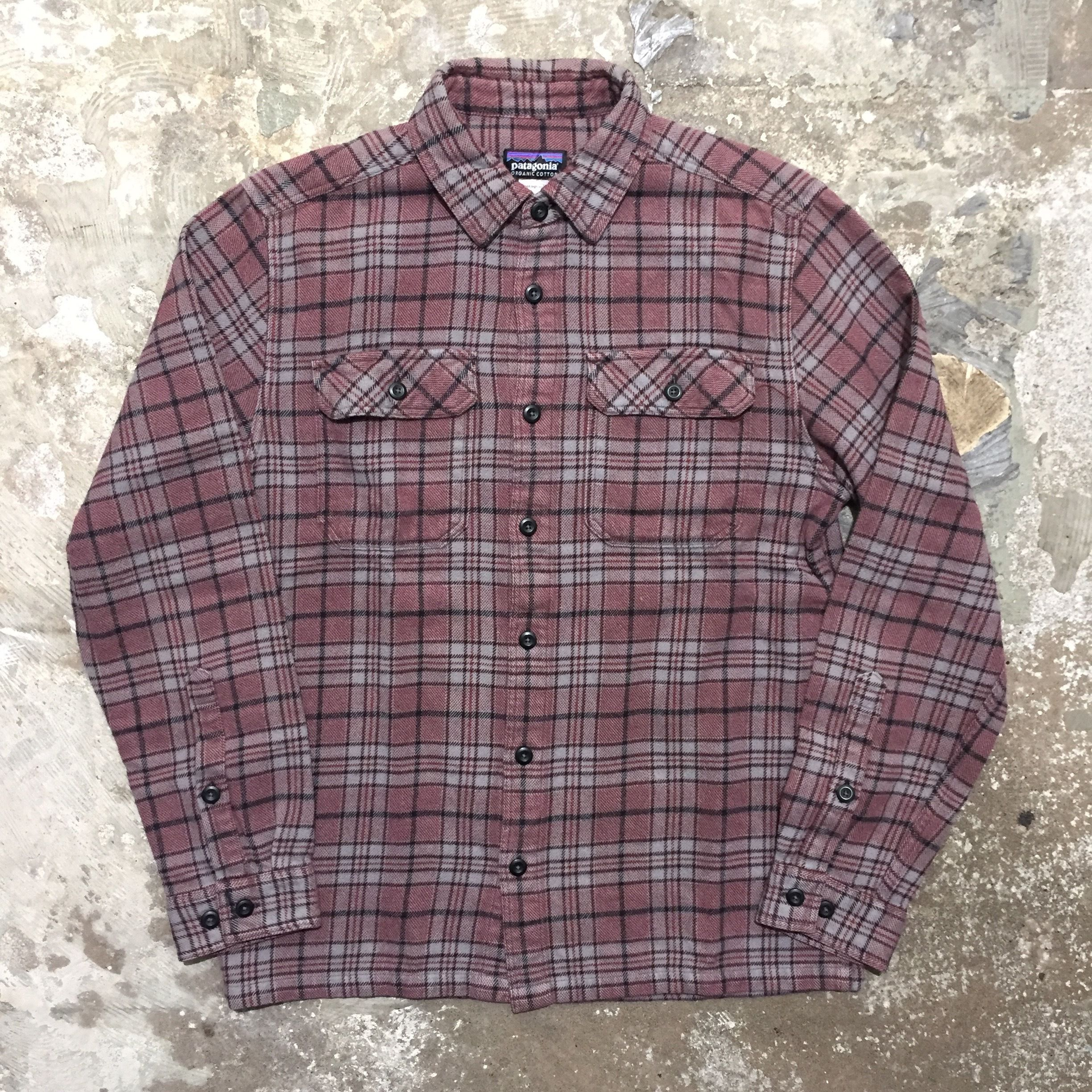 Patagonia Light Flannel Shirt