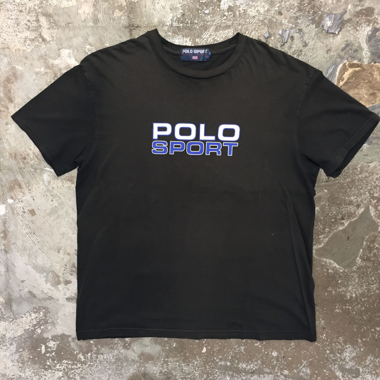 90's POLO SPORT LOGO Tee