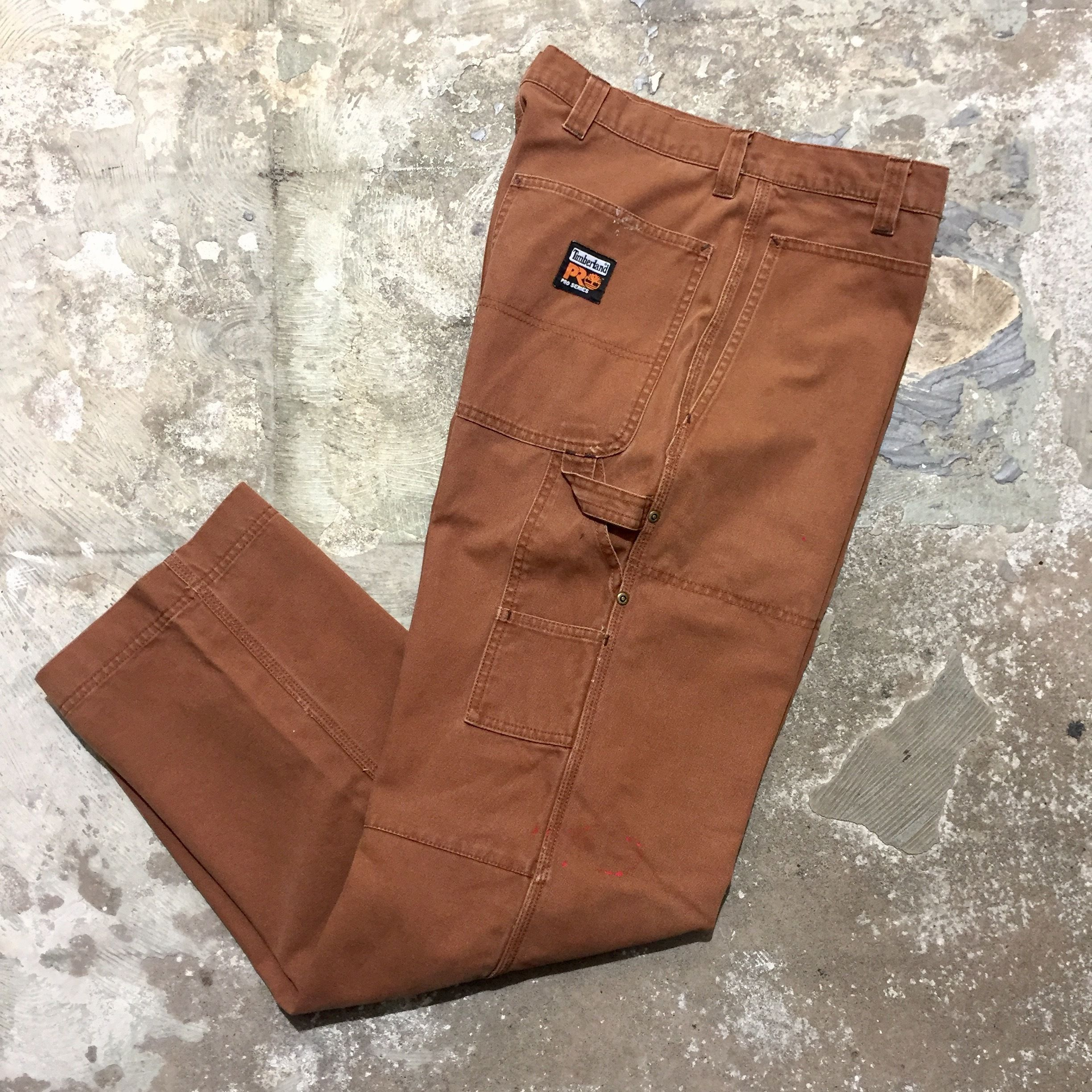 Timberland PRO SERIES Double Knee Painter Pants